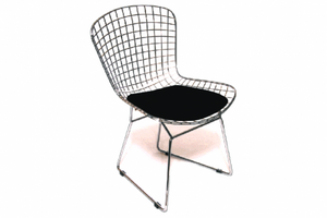Sinatra Dining Chair - Dream art Gallery