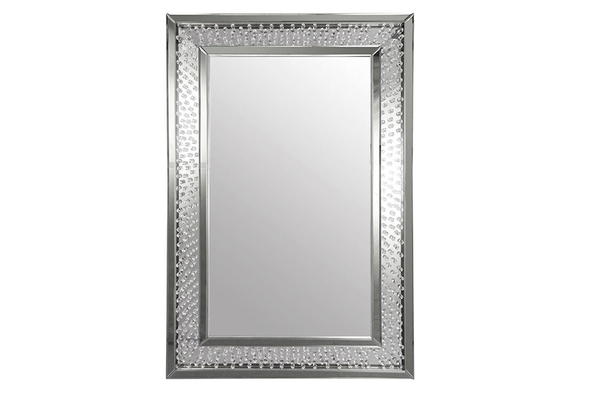 Stark Wall Mirror with LED - Dreamart Gallery