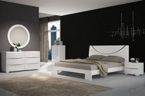 Ayva QUEEN BED - Dream art Gallery