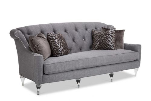 Adele Tufted Sofa - Dream art Gallery