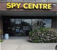Spy Centre Security Store Front Plano Texas