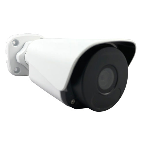 Miniature bullet internet protocol security camera.