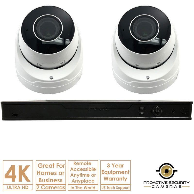 High-definition video system, perfect for business and homes.