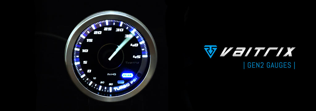 | PRODUCT INFO | GEN2 GAUGES: Overview