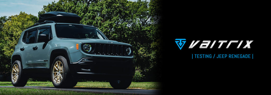 | TESTING | BOOSTER ECU: JEEP RENEGADE 1.4L TURBO