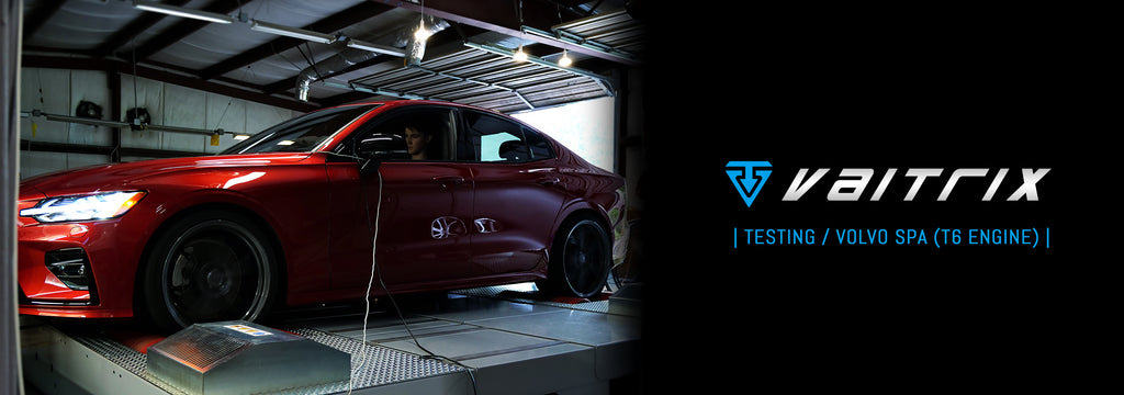 | TESTING | BOOSTER ECU: VOLVO SPA (T6 ENGINE)