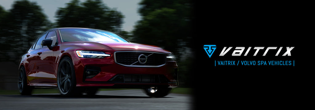 | NEWS | AIR INTAKE DEVELOPMENT: Volvo SPA T5 & T6 Engines