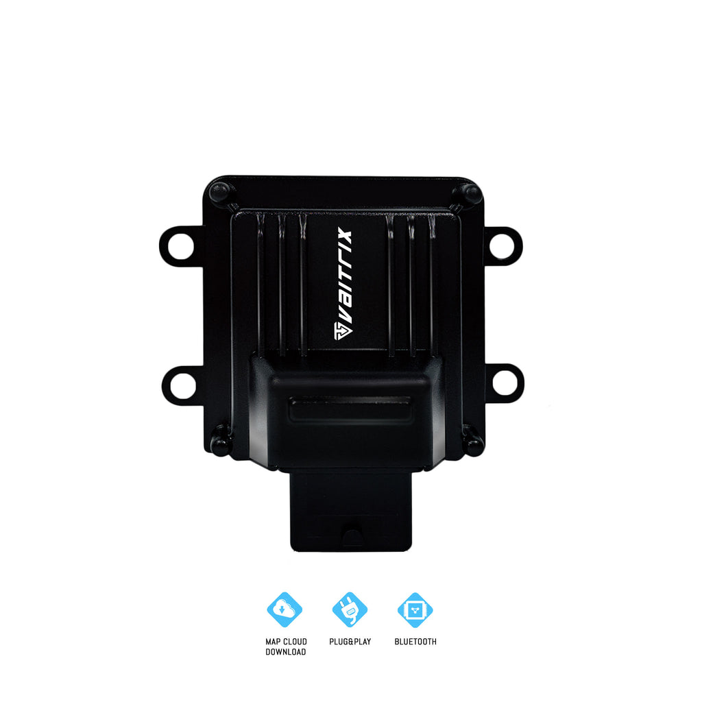 | BOOSTER BASIC ECU | Jeep Wrangler JL (2.0L Turbo)