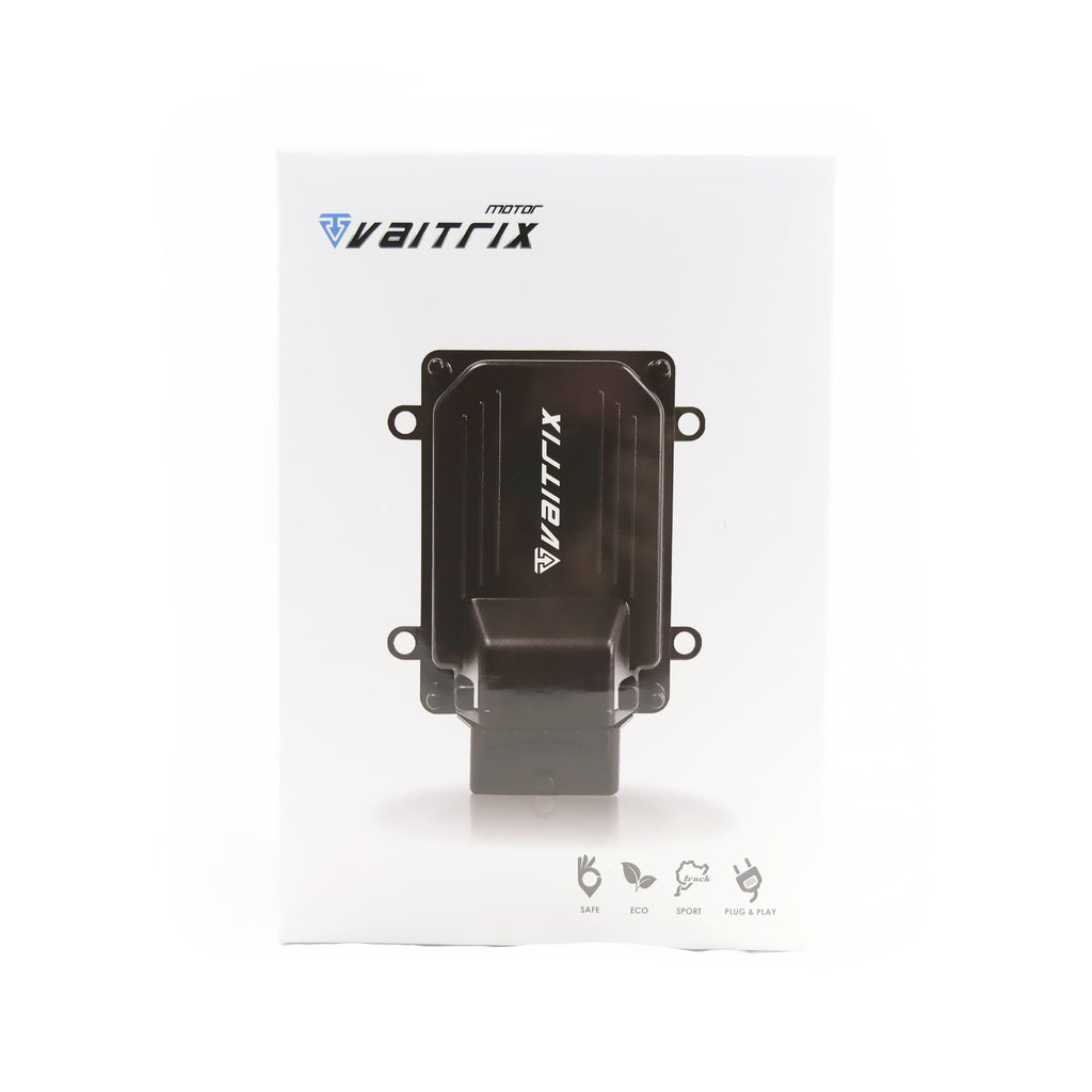 | BOOSTER PRO ECU | Jeep Wrangler JL (2.0L Turbo)