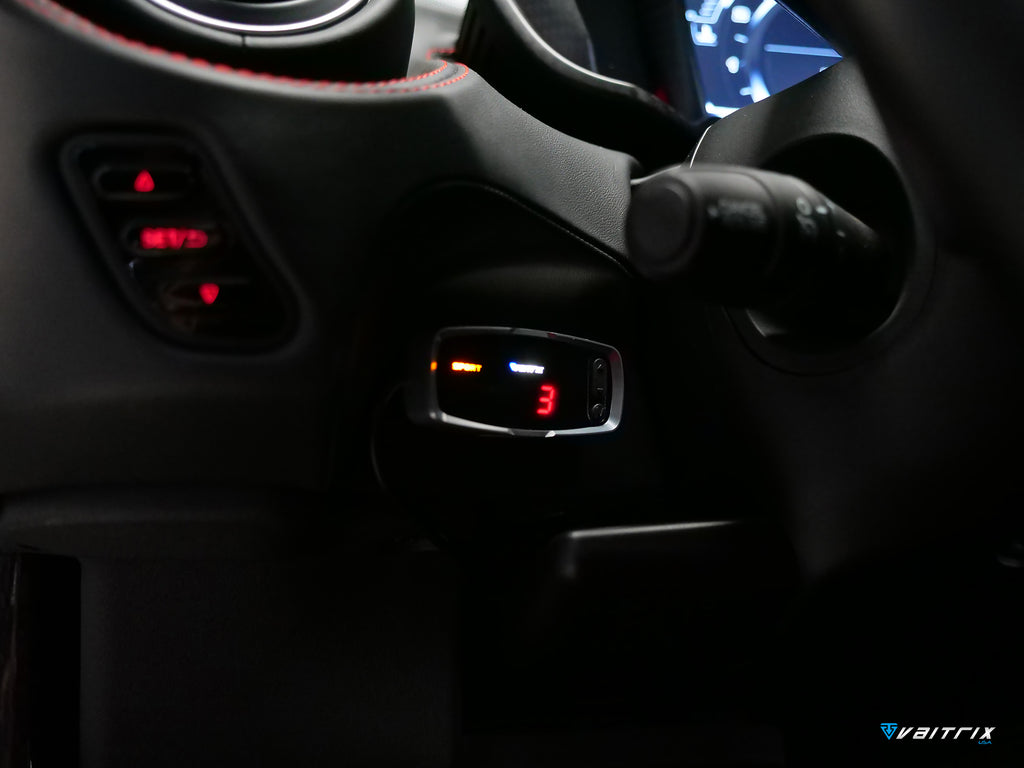DIGIPEDAL - Throttle/Pedal Tuning | ALFA ROMEO 4C