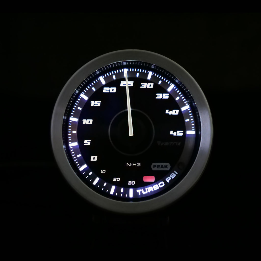 | GEN2 - 30PSI PLUG & PLAY BOOST GAUGE | Jeep Wrangler JL (2.0L Turbo)