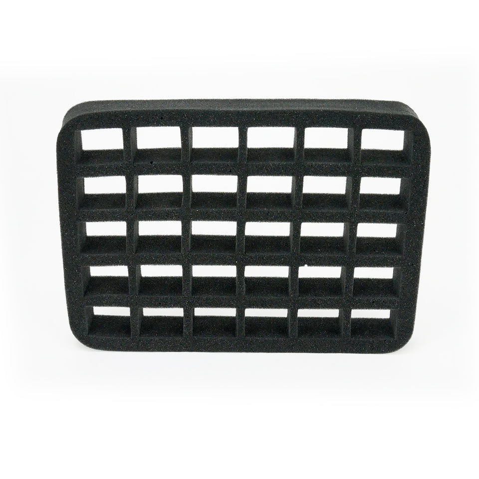 Square holes - Foam Insert - Carry Case