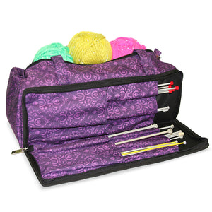 Knitting and Craft Bag