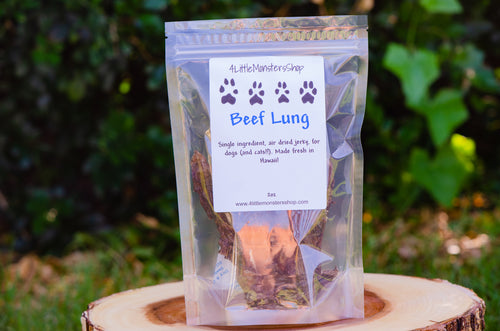 Beef Lung Jerky Treats