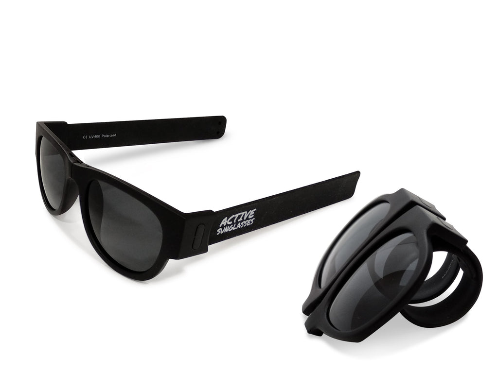 Active Sunglasses - All Black