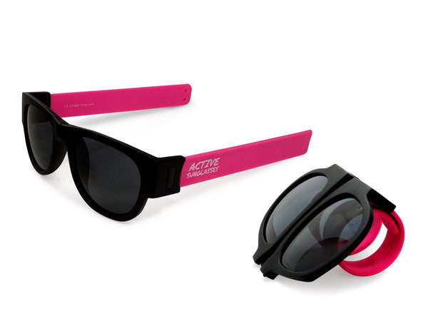 Active Sunglasses - Pink - Dark