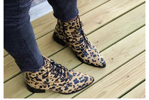 PRECIOUS WHISPER ANKLE BOOTS