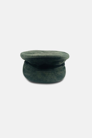 SUEDE SAILOR CAP! - Ladies Caps & Hats For Sale | Mehmory