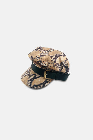 SNAKE/TIGER SAILOR CAP - Ladies Caps & Hats For Sale | Mehmory