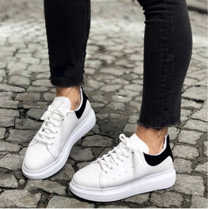SWEET STAR WHITE SNEAKERS