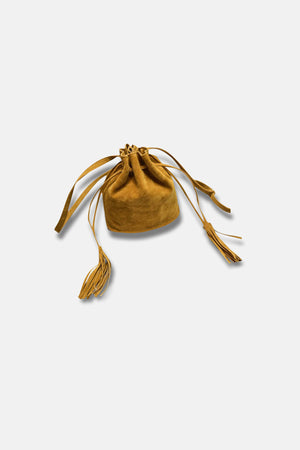 BAG WITH FRINGE