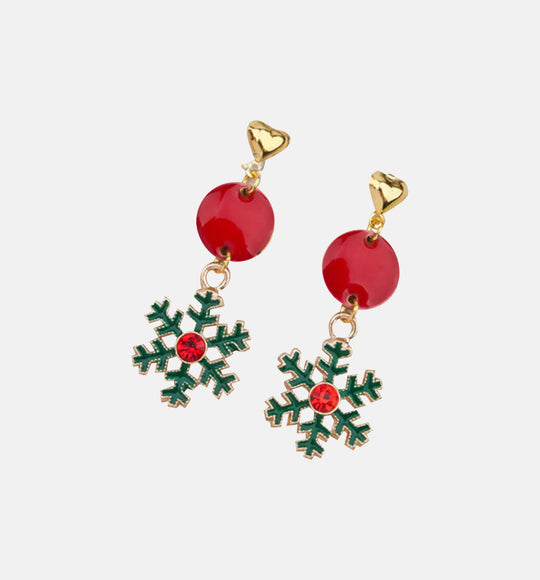 CHRISTMAS EARRING