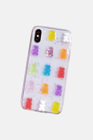 HARIBO IPHONE RAINBOW CASE.