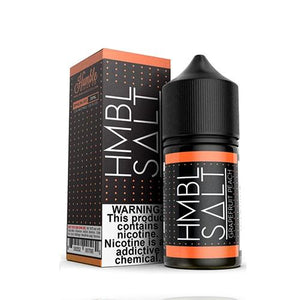 HMBL SALT Grapefruit Peach 30ml Nic Salt Vape Juice