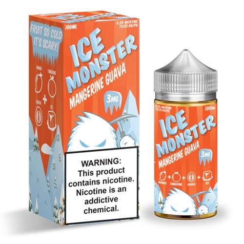 ICE Monster Mangerine Guava 100ml Vape Juice