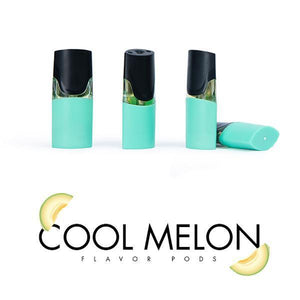 MOTI Vape Cool Melon Pre-Filled Replacement Pods (Pack of 4)