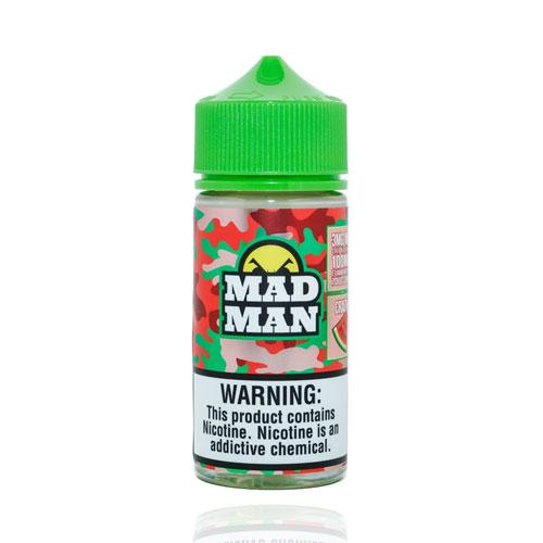 Madman Crazy Watermelon 100ml Vape Juice