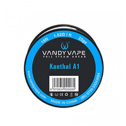 Vandy Vape Kanthal Wire 15ft Spool