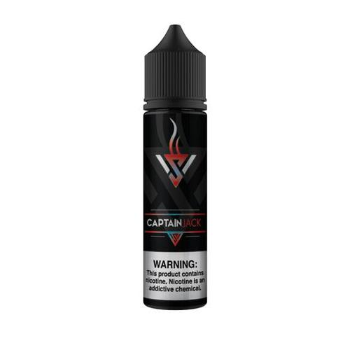 Vape Savvy Captain Jack 60ml Vape Juice