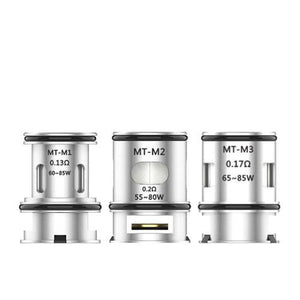 VooPoo MT Replacement Coils (Pack of 5) | For the MAAT Tank