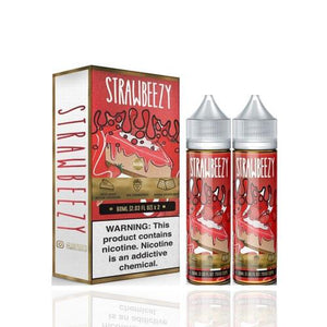 Wake Mod Co. Strawbeezy 2x60ml Vape Juice