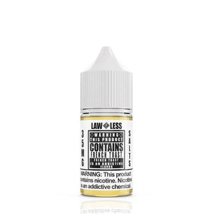 Warning Salts French Toast 30ml Nic Salt Vape Juice