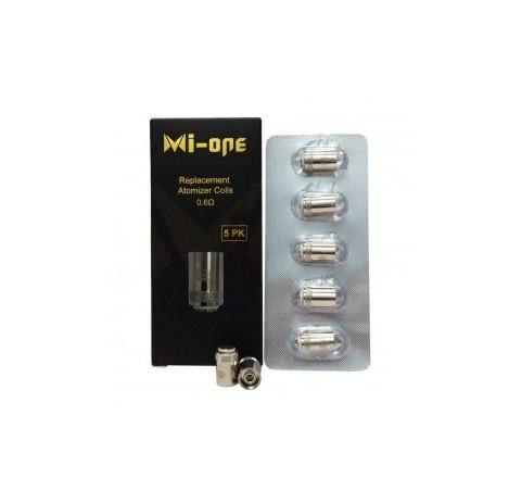 Smoking Vapor Mi One Replacement Coils (Pack of 5)
