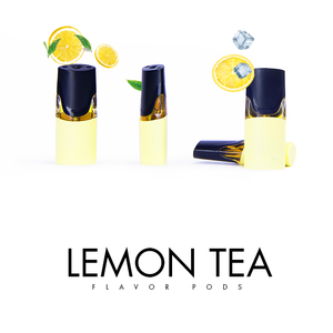MOTI Vape Lemon Tea Pre-Filled Replacement Pods (Pack of 4)