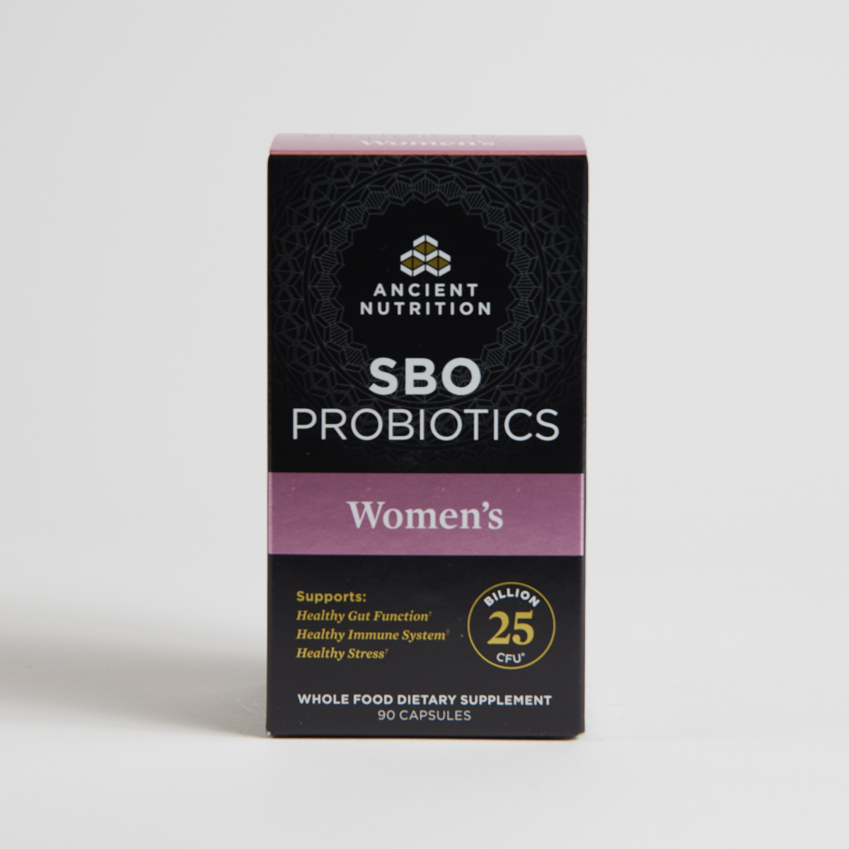 Ancient Nutrition SBO Probiotic Women's - 90 Count