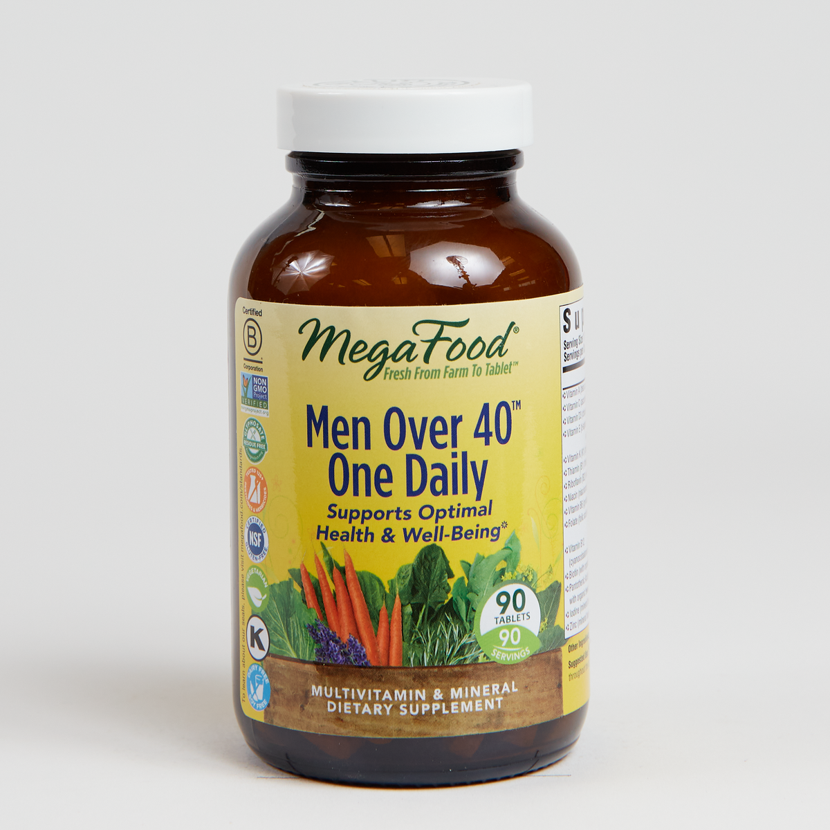Megafood Men Over 40 One Daily - 90 Count