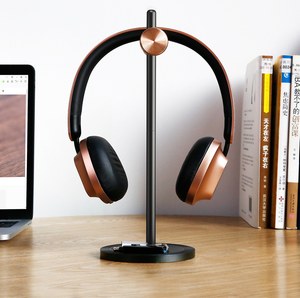Adjustable Headphone Holder + Tray