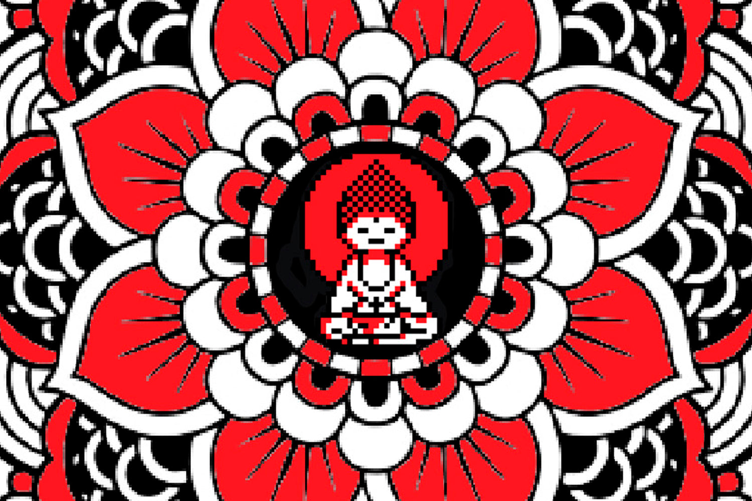 FEATURED ARTIST: Pixel Buddha