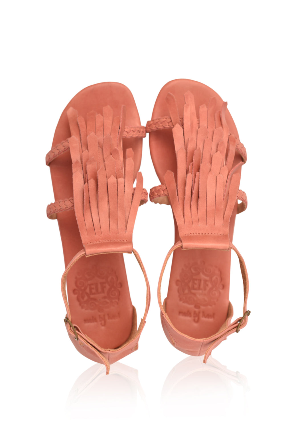 Summer lush Strappy Sandals (Sz. 9.5)