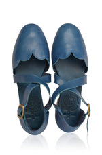 Mangrove Leather Flats