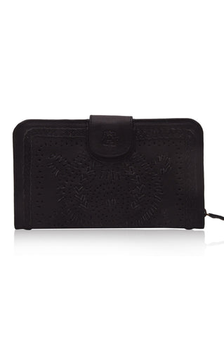 Peacock Leather Wallet