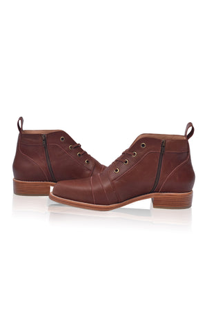 Passage Lace Up Boots