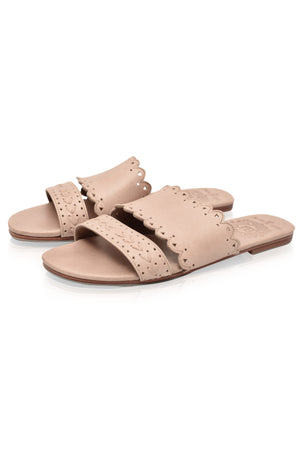 Palm Valley Slide Sandals (Sz. 7)