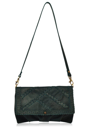 Leather Bag - Eternity Small Crossbody Purse
