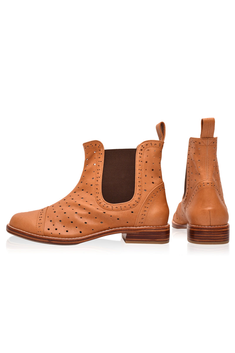 Freebird Leather Chelsea Boots