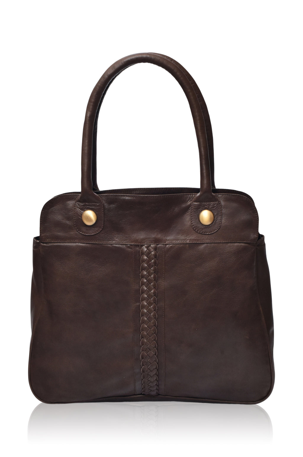 Freedom Leather Tote